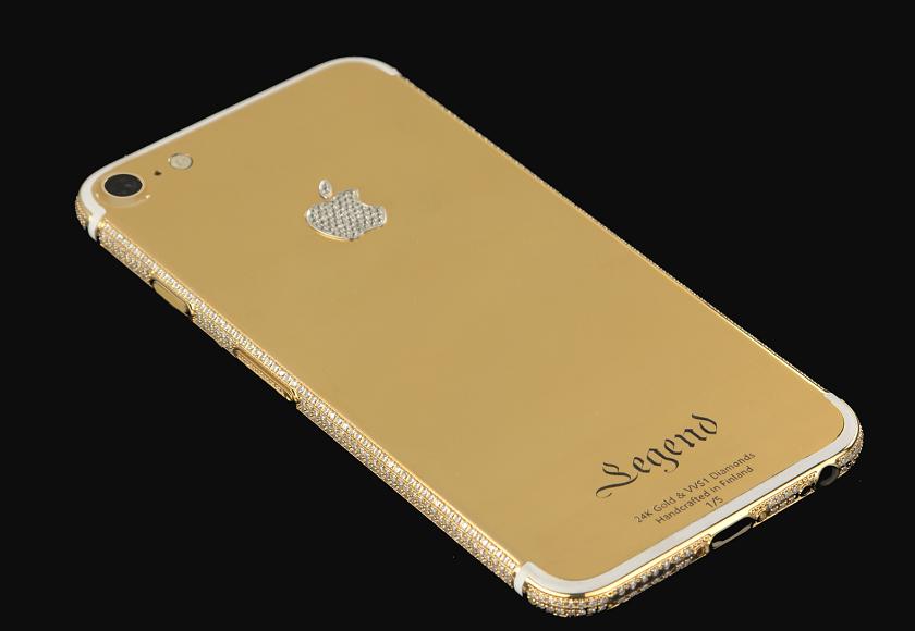Финская компания выпустит эксклюзивный дизайн iPhone 7