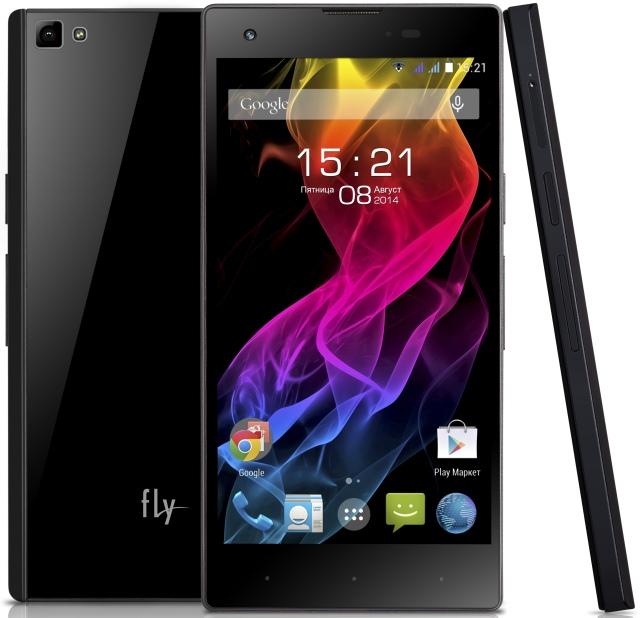 """Fly выпустила свой первый """"премиум""""-смартфон Tornado One IQ4511 Octa"""