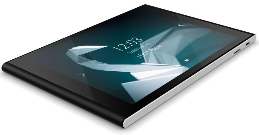 Jolla анонсировала собственный планшет на ОС Sailsfish-3