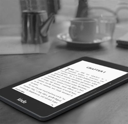 Amazon Kindle Voyage: флагманский ридер с экраном E Ink Carta и подсветкой-3
