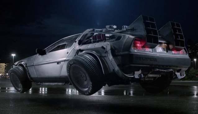 Легендарные автомобили из кинофильмов