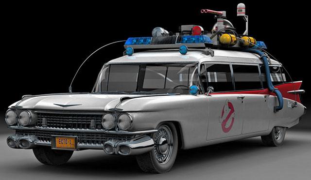 Легендарные автомобили из кинофильмов-2