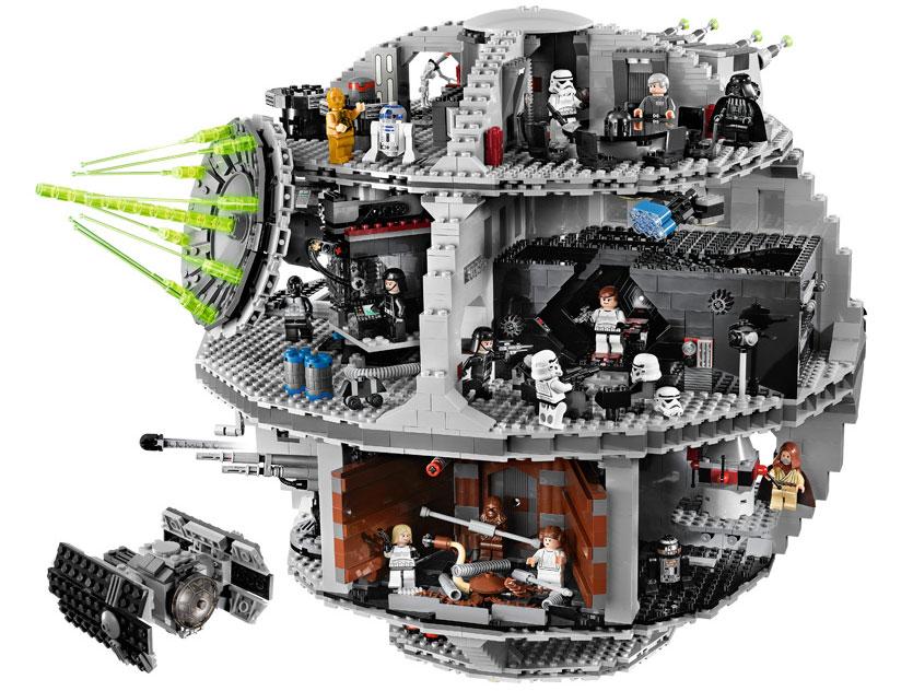 Используй Силу: путеводитель по конструкторам LEGO Star Wars-2