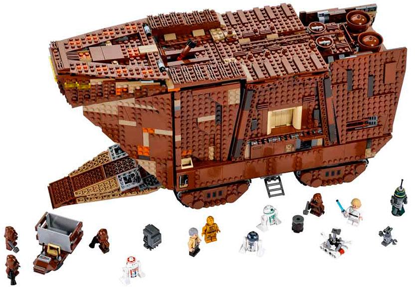 Используй Силу: путеводитель по конструкторам LEGO Star Wars-3