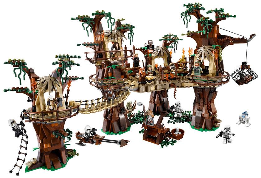 Используй Силу: путеводитель по конструкторам LEGO Star Wars-4