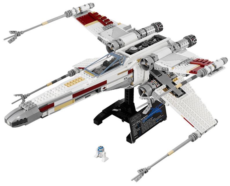 Используй Силу: путеводитель по конструкторам LEGO Star Wars-5