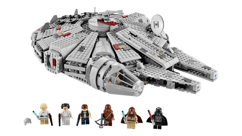 Используй Силу: путеводитель по конструкторам LEGO Star Wars-7