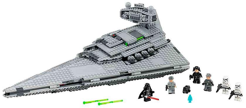 Используй Силу: путеводитель по конструкторам LEGO Star Wars-8