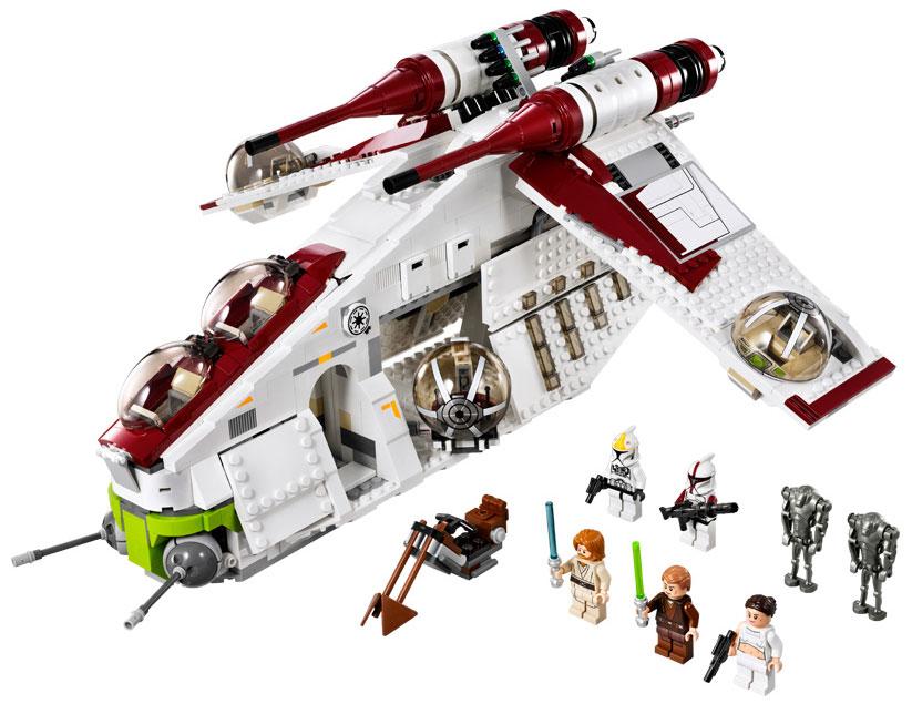 Используй Силу: путеводитель по конструкторам LEGO Star Wars-9