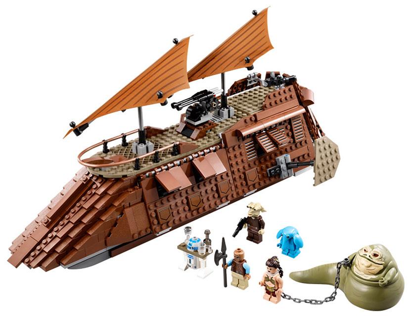 Используй Силу: путеводитель по конструкторам LEGO Star Wars-10