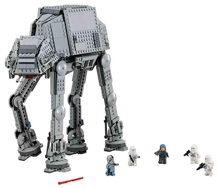 Используй Силу: путеводитель по конструкторам LEGO Star Wars-11