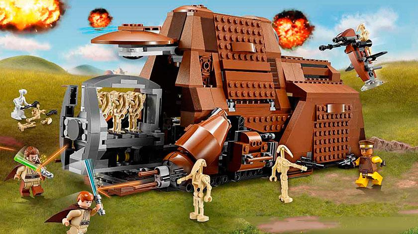 Используй Силу: путеводитель по конструкторам LEGO Star Wars-12
