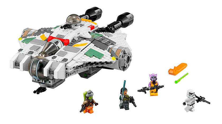 Используй Силу: путеводитель по конструкторам LEGO Star Wars-13