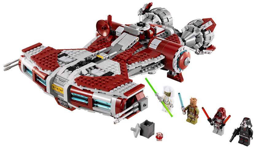 Используй Силу: путеводитель по конструкторам LEGO Star Wars-14