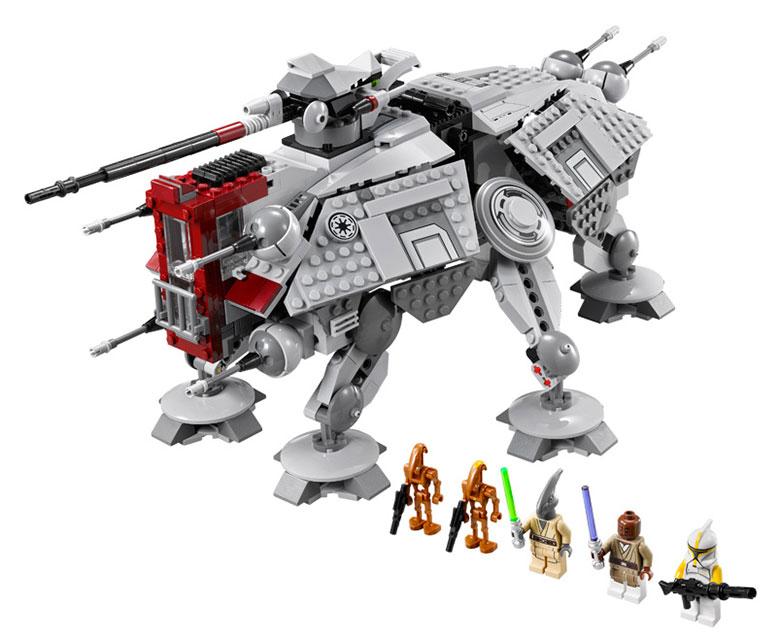 Используй Силу: путеводитель по конструкторам LEGO Star Wars-15