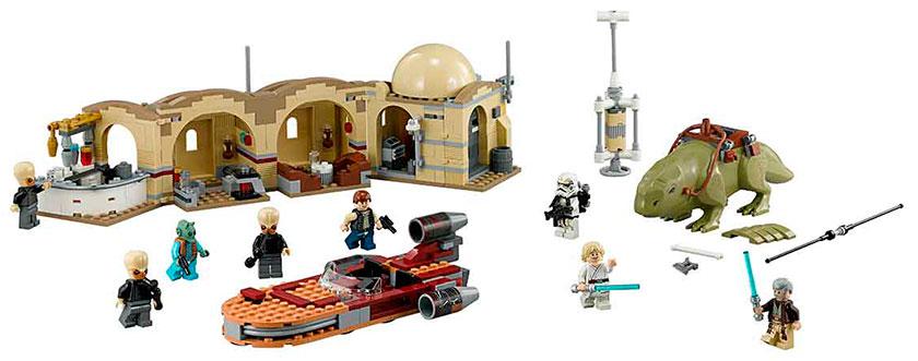 Используй Силу: путеводитель по конструкторам LEGO Star Wars-16