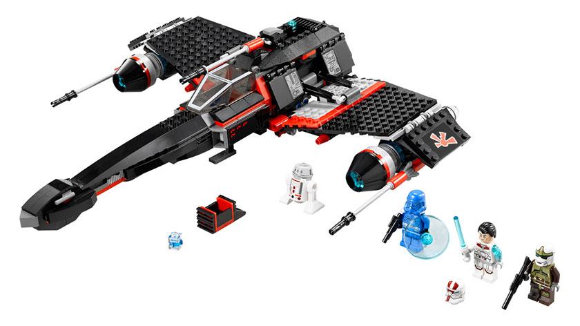 Используй Силу: путеводитель по конструкторам LEGO Star Wars-17
