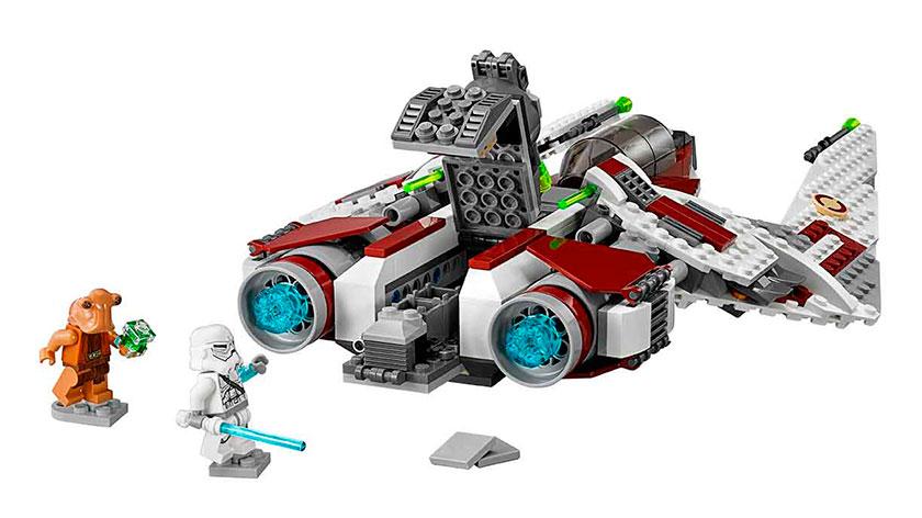 Используй Силу: путеводитель по конструкторам LEGO Star Wars-18