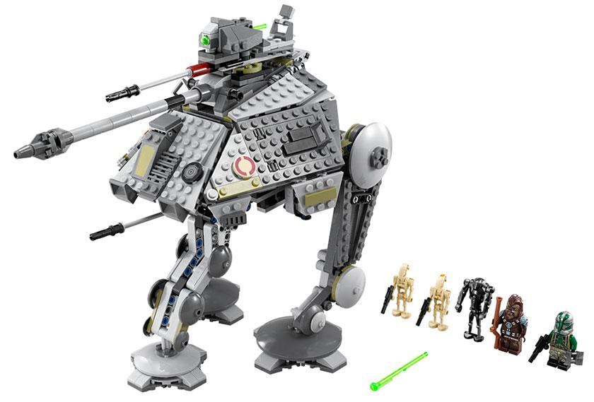 Используй Силу: путеводитель по конструкторам LEGO Star Wars-19