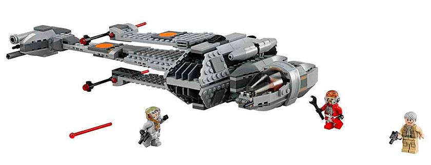 Используй Силу: путеводитель по конструкторам LEGO Star Wars-21