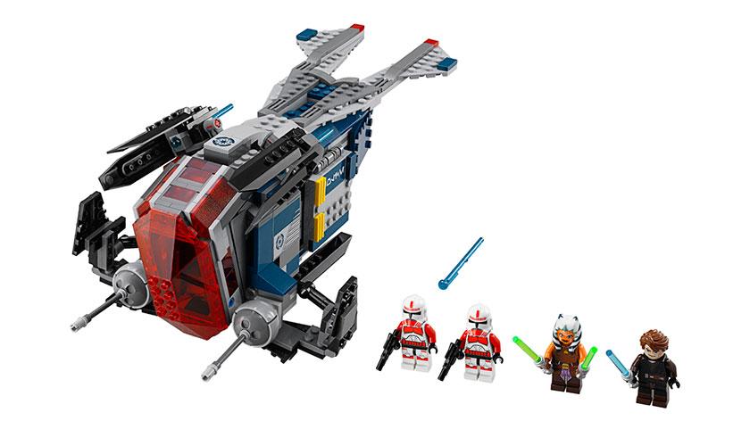 Используй Силу: путеводитель по конструкторам LEGO Star Wars-22
