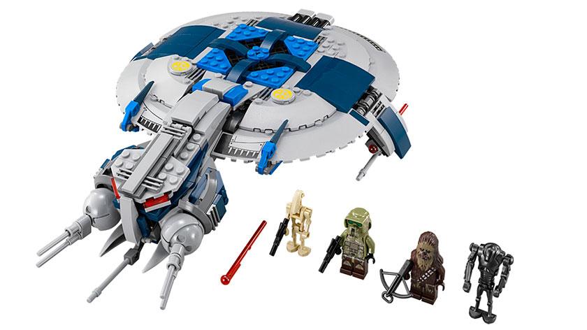 Используй Силу: путеводитель по конструкторам LEGO Star Wars-23