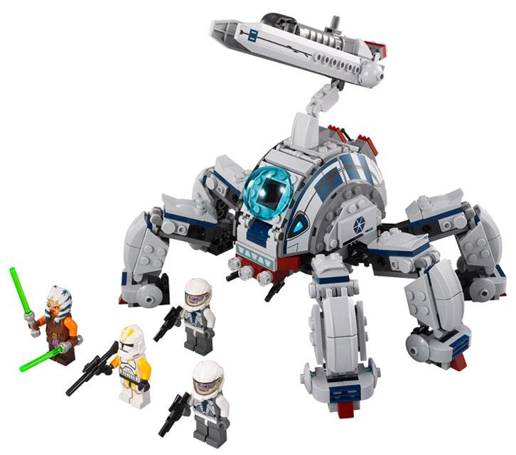 Используй Силу: путеводитель по конструкторам LEGO Star Wars-24