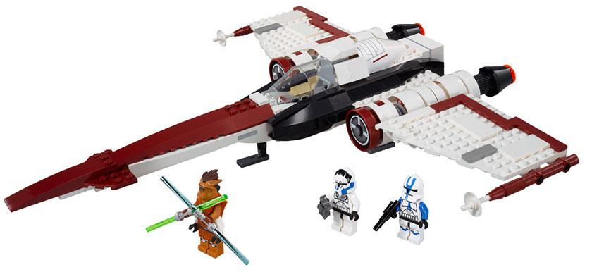 Используй Силу: путеводитель по конструкторам LEGO Star Wars-25