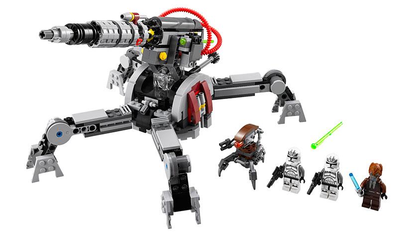 Используй Силу: путеводитель по конструкторам LEGO Star Wars-26