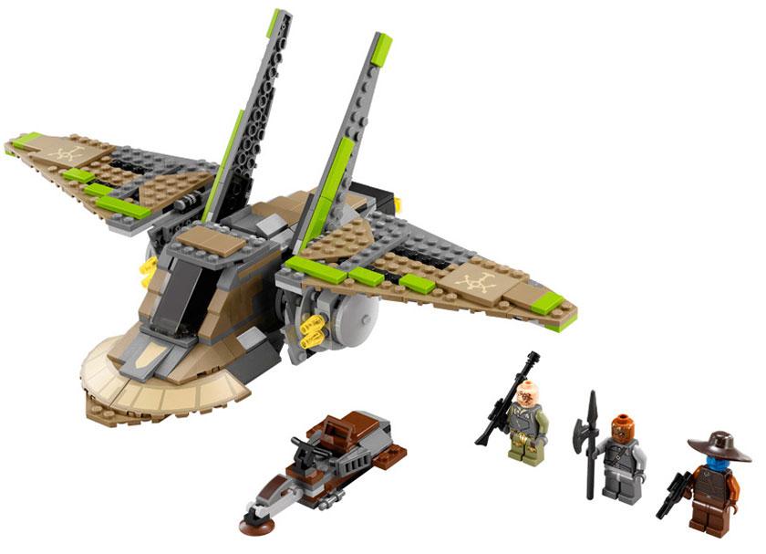 Используй Силу: путеводитель по конструкторам LEGO Star Wars-27