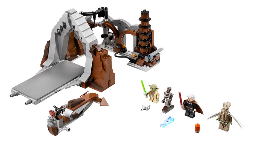 Используй Силу: путеводитель по конструкторам LEGO Star Wars-28