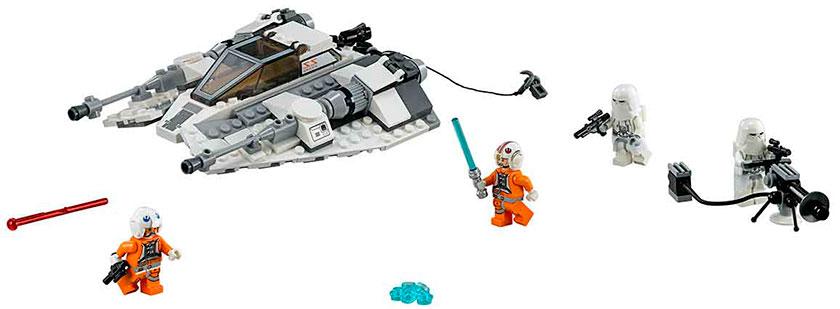Используй Силу: путеводитель по конструкторам LEGO Star Wars-29