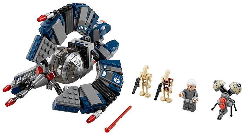 Используй Силу: путеводитель по конструкторам LEGO Star Wars-30