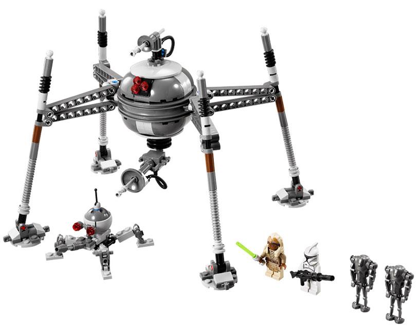 Используй Силу: путеводитель по конструкторам LEGO Star Wars-31