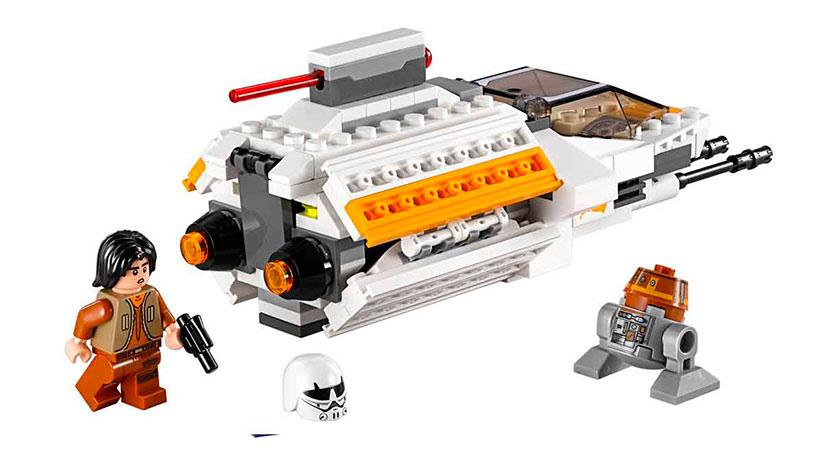 Используй Силу: путеводитель по конструкторам LEGO Star Wars-32