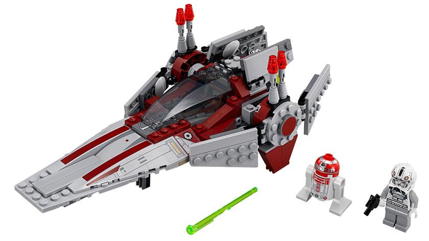 Используй Силу: путеводитель по конструкторам LEGO Star Wars-35