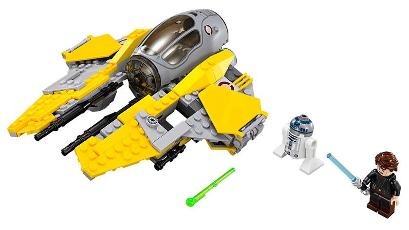 Используй Силу: путеводитель по конструкторам LEGO Star Wars-36