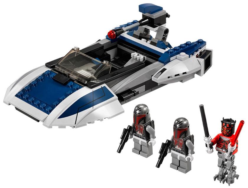 Используй Силу: путеводитель по конструкторам LEGO Star Wars-37