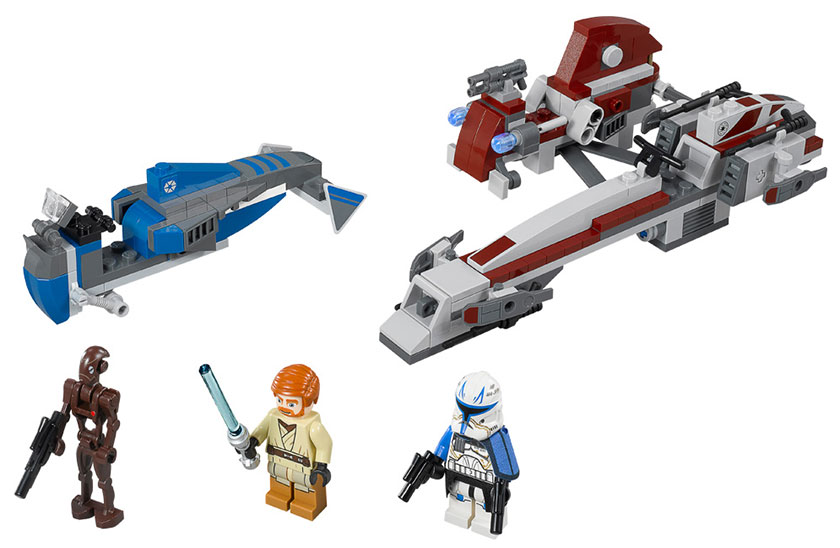 Используй Силу: путеводитель по конструкторам LEGO Star Wars-38