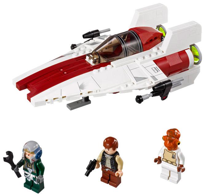 Используй Силу: путеводитель по конструкторам LEGO Star Wars-39