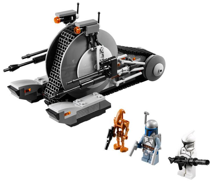Используй Силу: путеводитель по конструкторам LEGO Star Wars-40