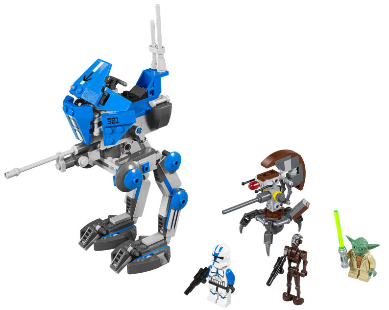 Используй Силу: путеводитель по конструкторам LEGO Star Wars-41