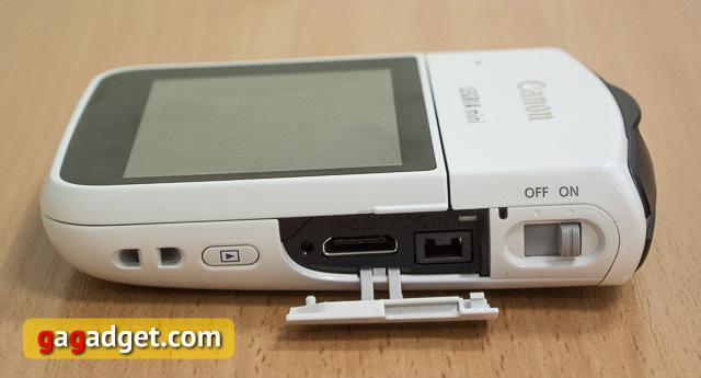 Видео в эпоху селфи. Обзор камкордера Canon LEGRIA Mini-8
