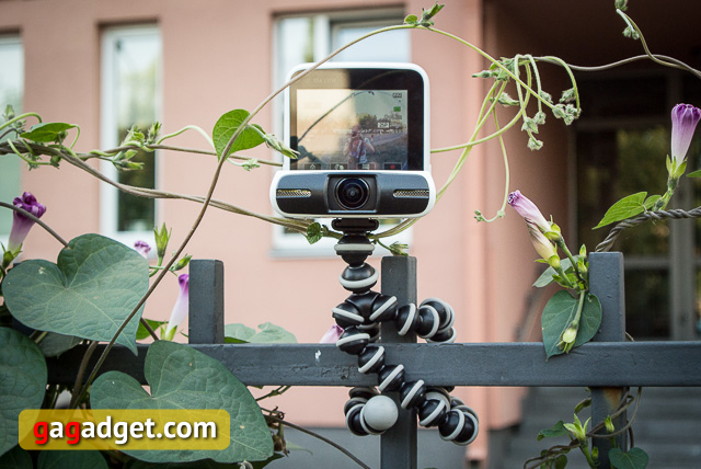 Видео в эпоху селфи. Обзор камкордера Canon LEGRIA Mini