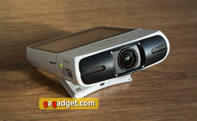 Видео в эпоху селфи. Обзор камкордера Canon LEGRIA Mini-3