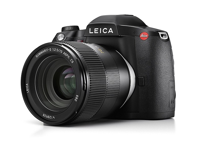 Флагманская среднеформатная зеркальная камера Leica S (Type 007)