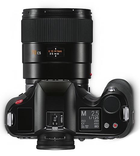 Флагманская среднеформатная зеркальная камера Leica S (Type 007)-2