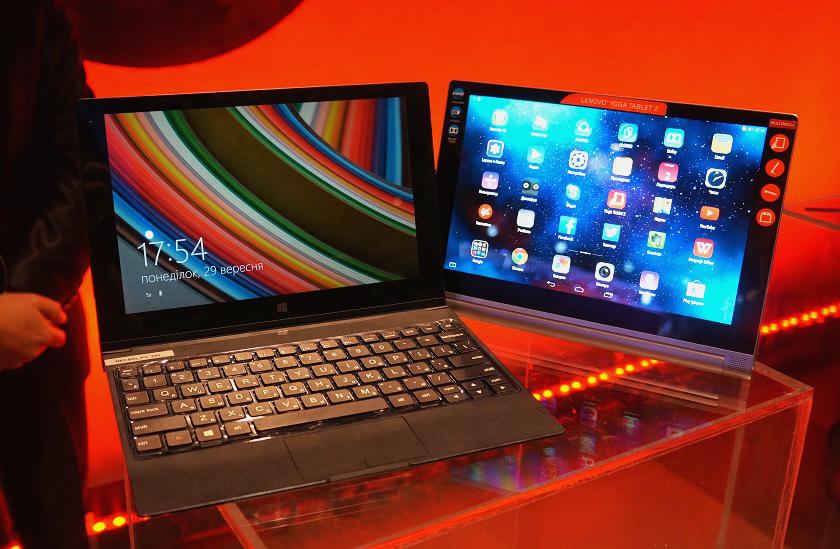 Украинские цены на новинки Lenovo Yoga и Lenovo Vibe -5