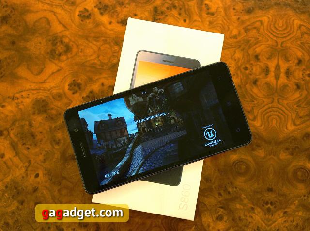 Терминатор 3. Обзор смартфона Lenovo S860
