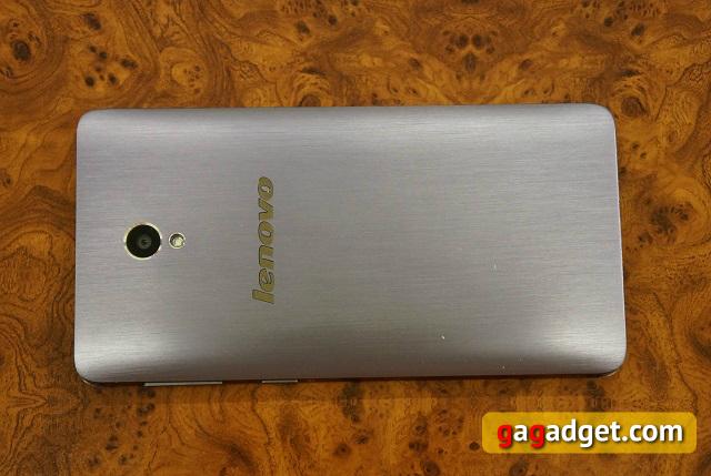 Терминатор 3. Обзор смартфона Lenovo S860-3